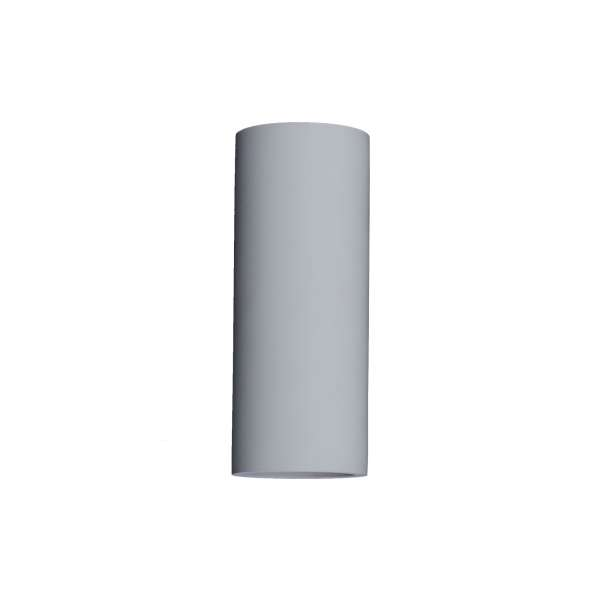 LED-Wandleuchte aus Gips: PARMA I WL white (8cm)