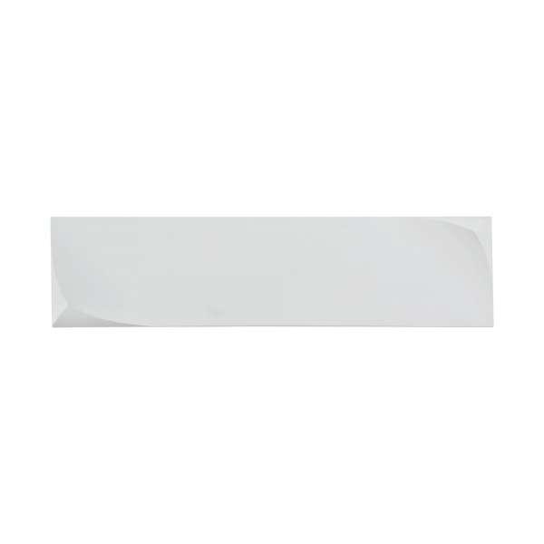 LED-Wandleuchte aus Gips: PERO I WL white (48cm)