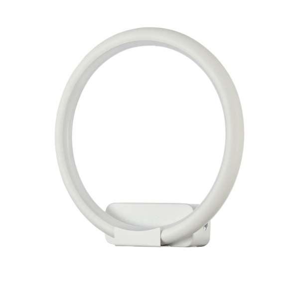 LED-Wandleuchte: NOLA I WL white (20cm)