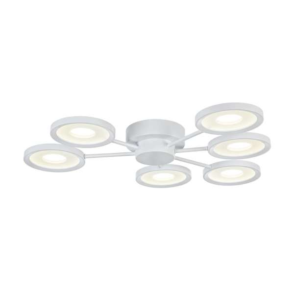 LED-Deckenleuchte: APRILIA VI CL white