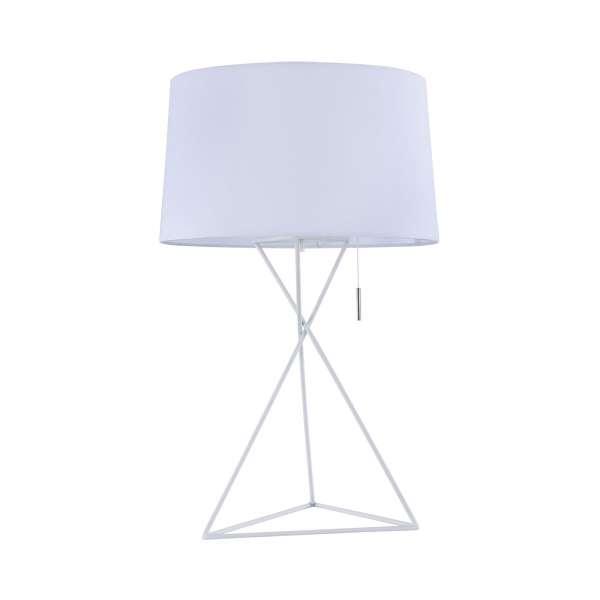 Moderne Tischleuchte: GAUDI I TL white