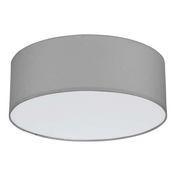 Moderne Deckenleuchte: RONDO 380 CL gray