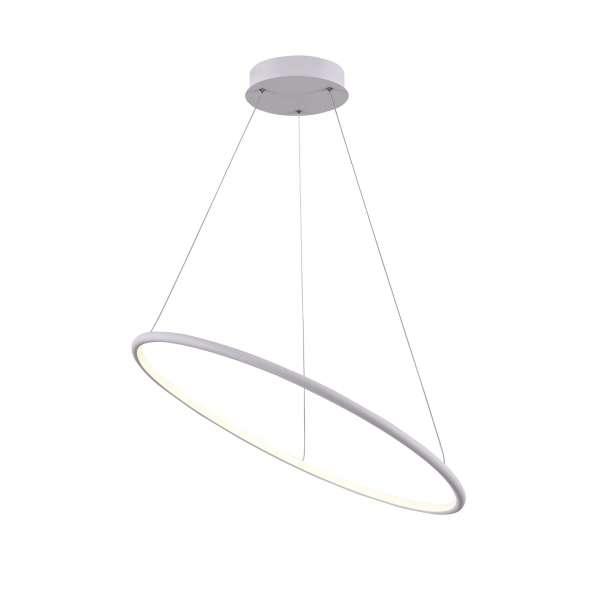 LED-Pendelleuchte: NOLA I PL white (60cm)