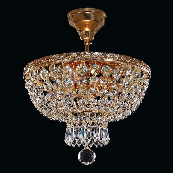 Kristall Deckenleuchte: FLORENCE III