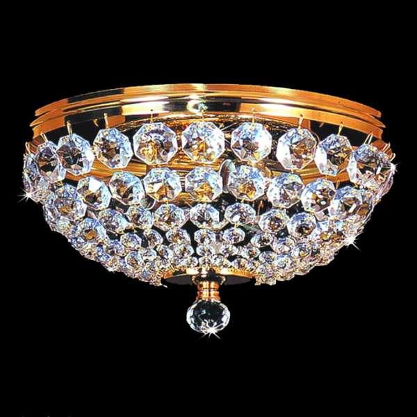 Kristall Deckenleuchte: THORA III