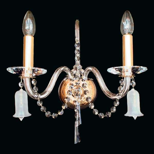 Kristall Wandleuchte: CHANEL II bells
