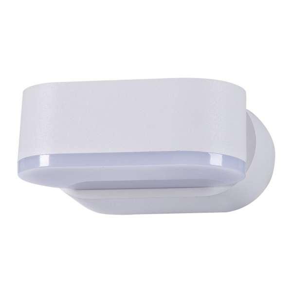 LED-Außenwandleuchte: BROADWAY I WL white