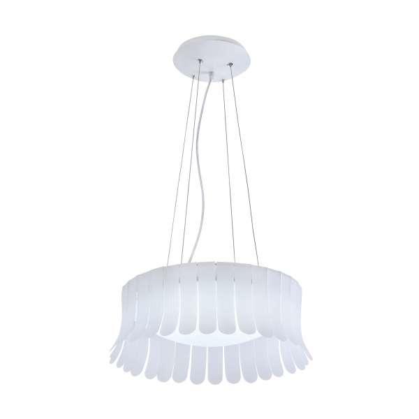 LED-Pendelleuchte: DEGAS I PL white (49cm)