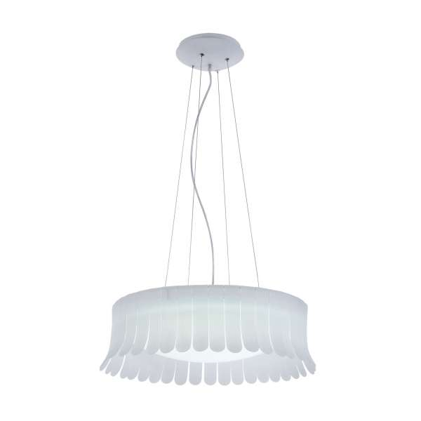 LED-Pendelleuchte: DEGAS I PL white (60cm)