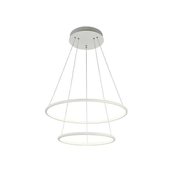LED-Pendelleuchte: NOLA II PL white (60cm)