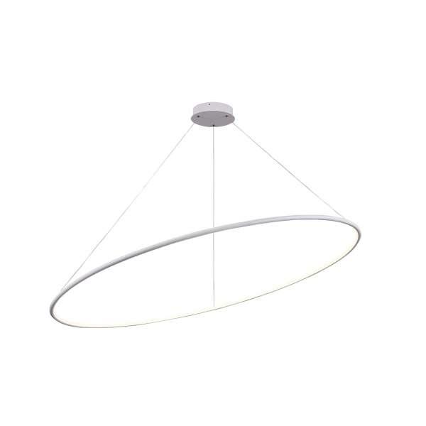 LED-Pendelleuchte: NOLA I PL white (120cm)
