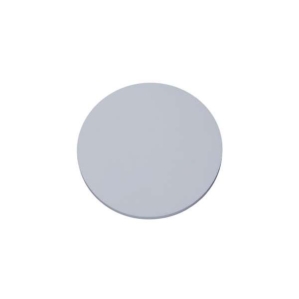 LED-Wandleuchte aus Gips: PARMA I WL white (15,5cm)