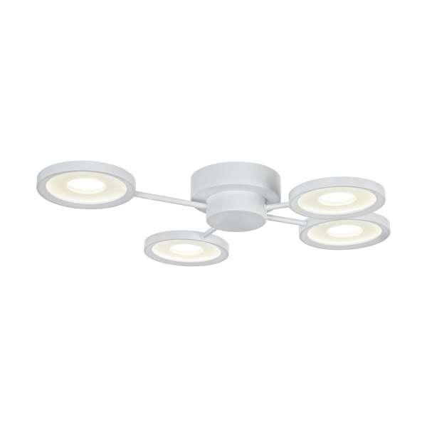 LED-Deckenleuchte: APRILIA IV CL white