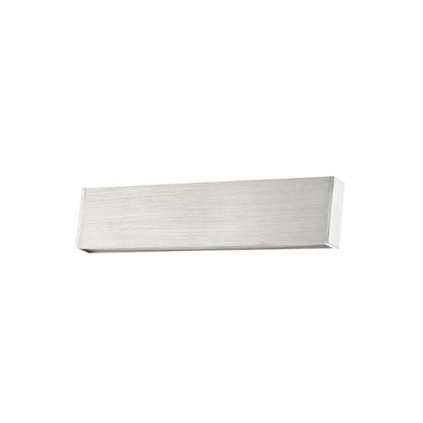 LED-Wandleuchte: VILORA I WL chrome (32cm)