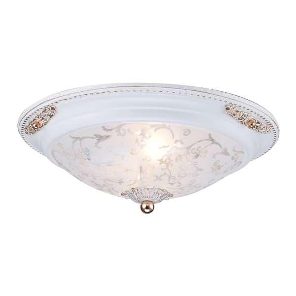 Klassische Deckenleuchte: DIAMETRIK II CL white-gold