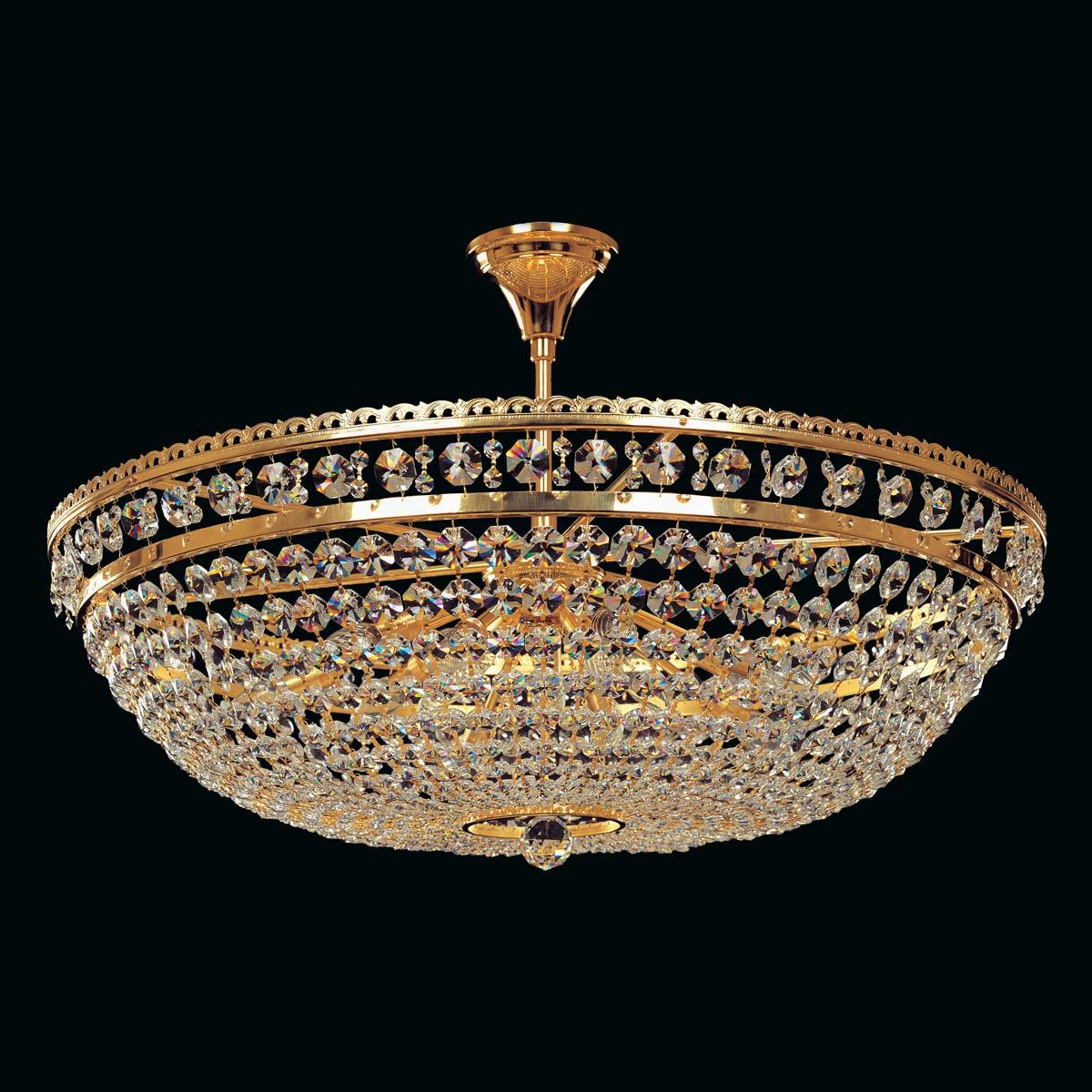 klassische kristall h ngeleuchte glenn xv lunapoint. Black Bedroom Furniture Sets. Home Design Ideas
